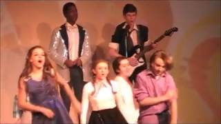 Shakin' at the High School Hop - Grease (school edition) - Hillsborough Middle School