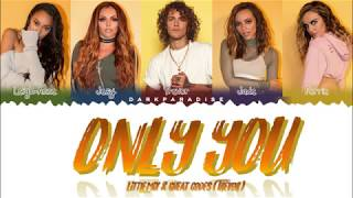 Little Mix, Cheat Codes   Only You (Color Coded Lyrics)