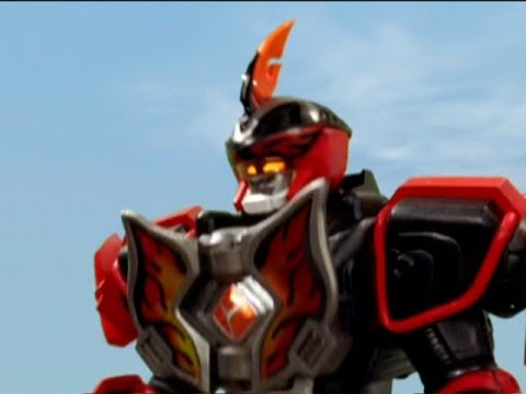 Jungle Master Megazord First Fight | Power Rangers Jungle Fury - Debut