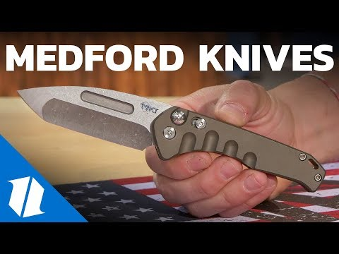 NEW Medford Knives | Blade Show 2019