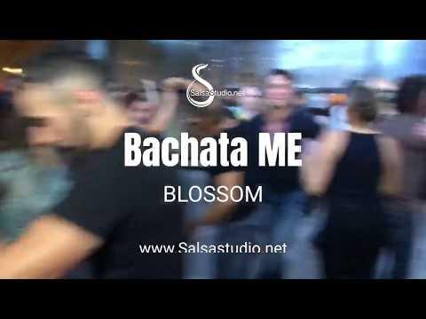 BLOSSOM Bachata & Salsa Romantica Saturday 808 Bute www.Salsastudio.net