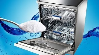Bulaşık Makinesi Karbonatla Nasıl Temizlenir-Pratik Bilgiler