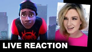 Spider-Man 2018 Trailer REACTION
