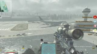 Anthem Zeqoo : MW3 FFA Trickshotting Out of map #8 Come Back Unsetup