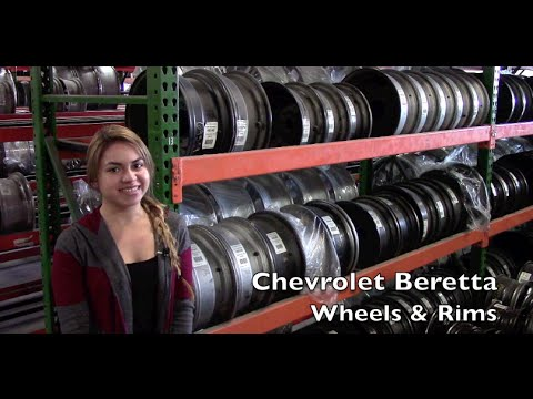 Factory Original Chevrolet Beretta Wheels & Chevrolet Beretta Rims – OriginalWheels.com