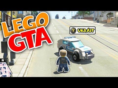 LEGO GTA JE BOMBA!