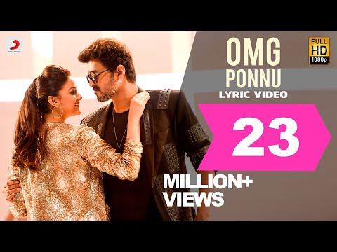 Download Sarkar  - OMG Ponnu Lyric Video | Thalapathy Vijay, Keerthy Suresh | A .R. Rahman | A.R Murugadoss HD Mp4 3GP Video and MP3