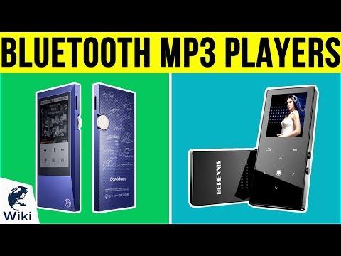 10 Best Bluetooth MP3 Players 2019