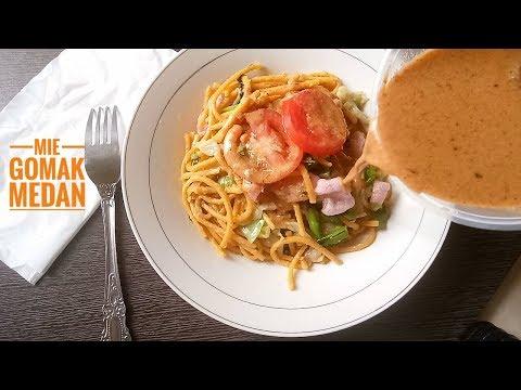 MIE GOMAK || Spaghetti Sumatera Utara