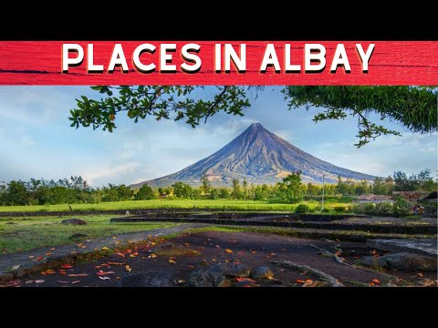 Video Top 10 Places to Visit in Albay