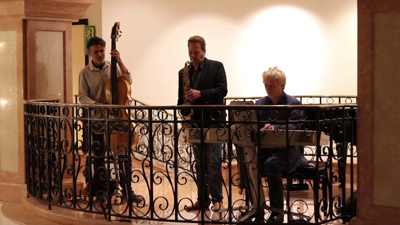 Jazztopia Trio no JW Marriott Copacabana