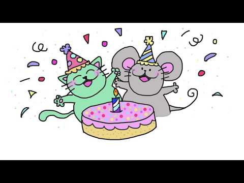 Video: Happy Birthday Song