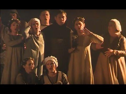 Опера Петра Ильича Чайковского «Орлеанская дева»