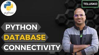 #73 Python Database Connection | MySQL