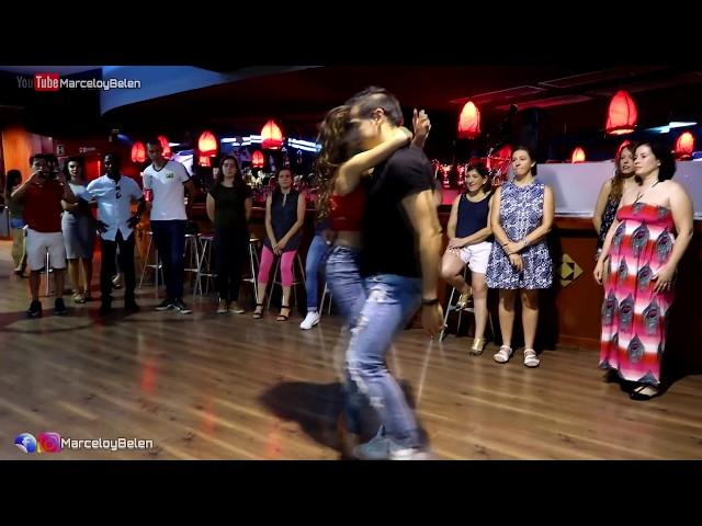 Marcelo & Belén - DJ Tronky - Una Lady Como Tú