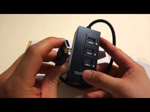 dodocool DC06 Review – USB 3.0 Hub with Gigabit Ethernet Adapter