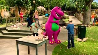 Barney: Jungle Friends - Clip