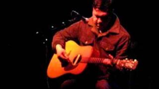 "Damien Jurado - ""Rehearsals for Departure"" (at Schuba, Chicago, April 11)"