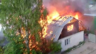 Пожар, Кострома 2.06.16.