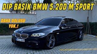 BMW F10 5.20D M SPORT   ÖZEL SİPARİŞ BMW F10
