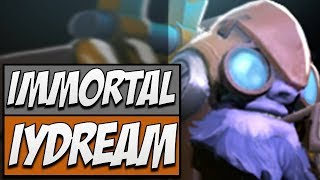 Inyourdream Tinker - Immortal Rank & No. 1   Dota Gameplay