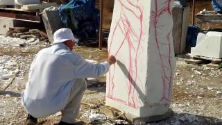 The Making of a Sculpture