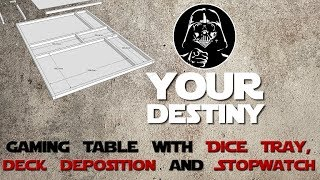 Step By Step Tutorial - Gaming Table