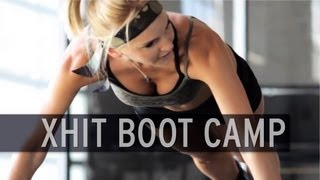 Military Boot Camp Workout by XHIT Daily