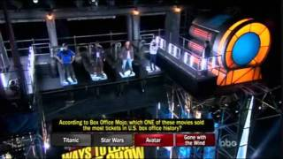 101 Ways To Leave A Game Show - Funniest Eliminations (USA) (Second Episode 1x2)