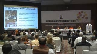 Hindu Organisational Conference @WHC 2014_Prof Guna Magesan