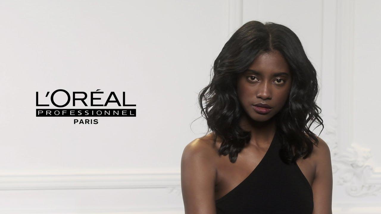 L'Oréal Professionnel - Femme d'origine africaine