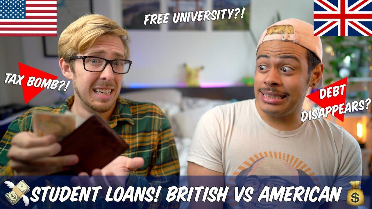 Student Loans! British VS American thumbnail