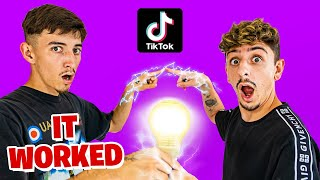 Trying TikTok Life Hacks to See If They Work