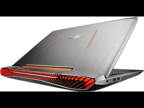 ASUS ROG G752VY-DH78K 17-Inch Gaming Laptop Black Friday Amazon 2016