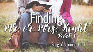 CCNN CLASSIC – Song of Solomon 1:1-7