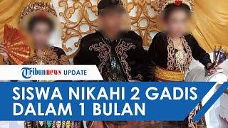 Pelajar SMK di Lombok Nikahi 2 Gadis, KUA Tak Tahu hingga Habiskan Dana Rp50 Juta