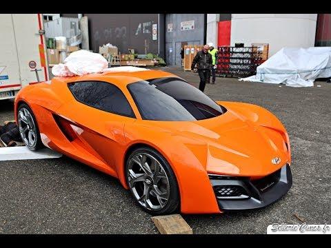 Hyundai Passocorto Concept Hyundai Geneva Motor