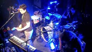 """the boxer rebellion at johnny brendas in philly 9-21-10 """"FORCES"""""""