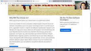 WEB DEVELOPMENT TUTORIAL|BOOTSTRAP|DAY-008|PART-004