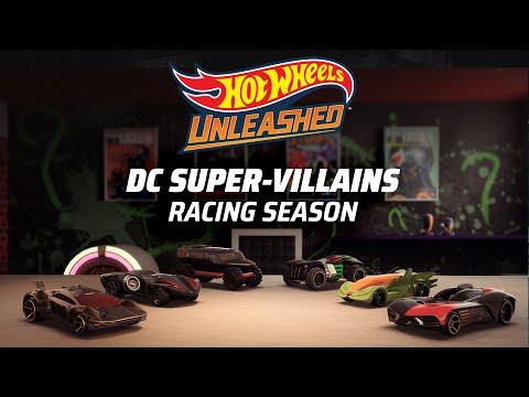 Hot Wheels Unleashed : Hot Wheels Unleashed™ DC Super-Villains Racing Season