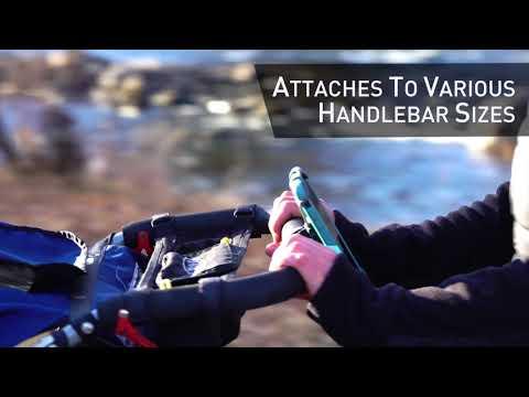Крепление для смартфона на руль велосипеда Nite Ize Wraptor