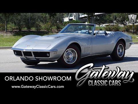 1968 Chevrolet Corvette (CC-1412243) for sale in O'Fallon, Illinois