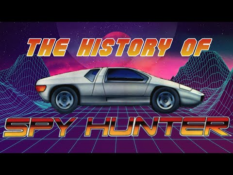 The History of Spy Hunter - Arcade documentary