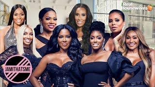 Real Housewives of Atlanta S12 Reunion P1 RECAP
