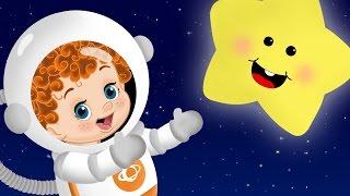 Twinkle Twinkle Little Star | Nursery Rhyme | Clap Clap Kids |