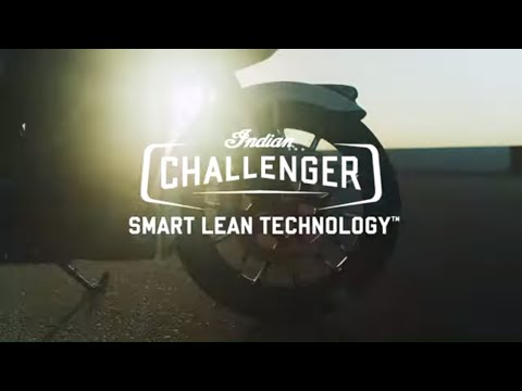 2020 Indian Challenger® Limited in Hollister, California - Video 3