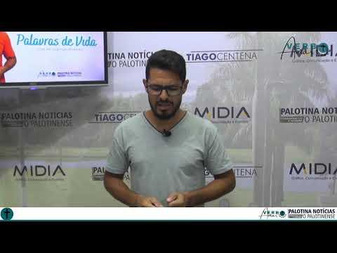Programa Palavras de Vida com Pastor Cleiton Martins 26/01/21