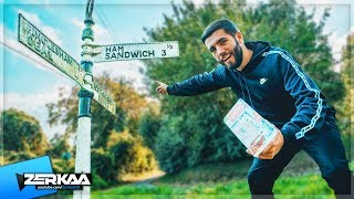 We Went to a Place Called SANDWICH to EAT a SANDWICH!