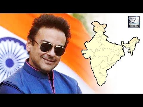 Adnan Sami Has Chosen A Side Over Kashmir Issue!