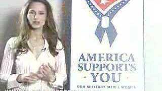 Chely Wright Thanks the Troops